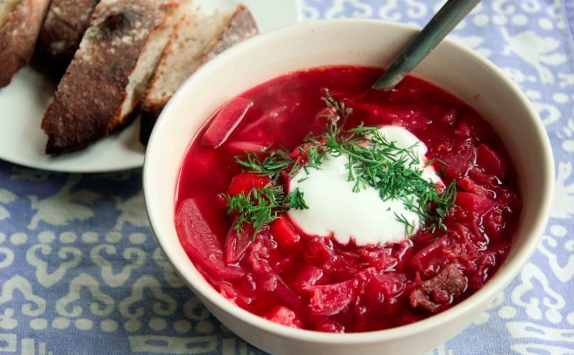 Polska jest sławna z pysznych potraw